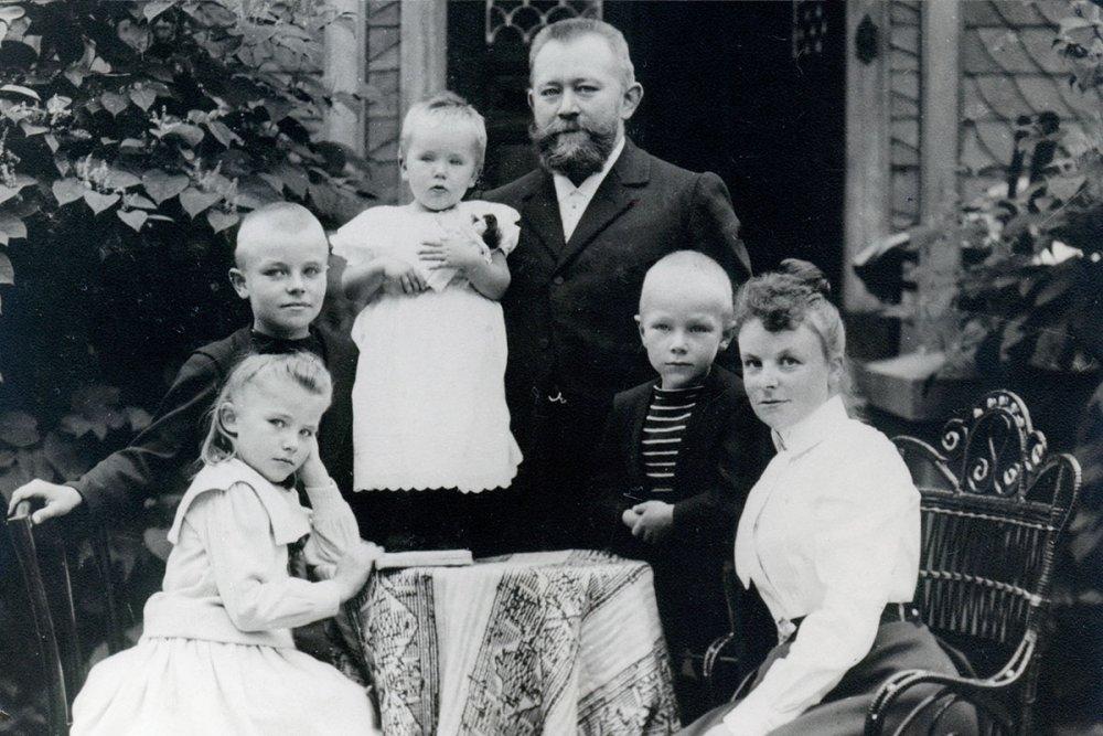 Sachsenröder familienfoto