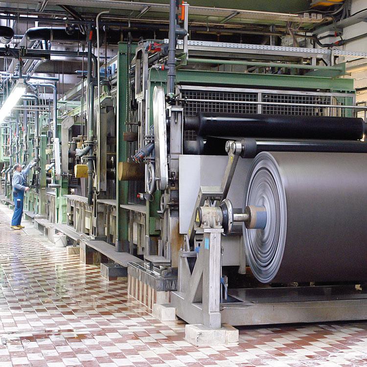 Sachsenroeder Produktionshalle